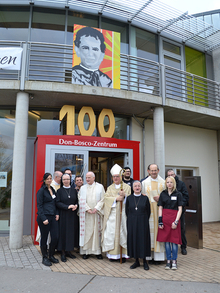 Don-Bosco-Fest 2016 in Berlin-Marzahn 2